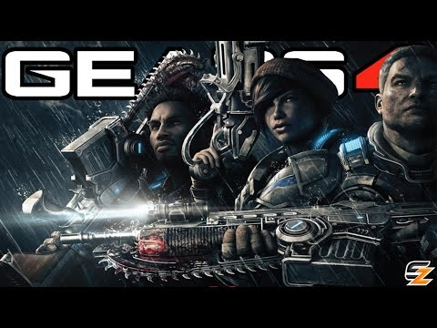 Gears of war 4 new characters new enemies amp 25 years after gears of