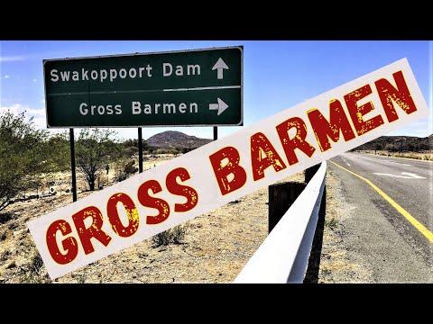 Gross Barmen Resort near Okahandja, Namibia | Гросс Бармен Намибия | Exploring Namibia TV