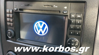 Dynavin N6-Mba for Vw Crafter+Mercedes Spirnter/Viano/Vito with reverse camera www.korbos.gr