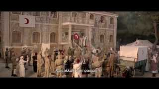 The Battle of Canakkale Gallipoli (SonMektup) - Trailer with English Subtitles
