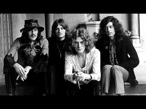 Led Zeppelin - The crunge Backing track w/vocals vocals