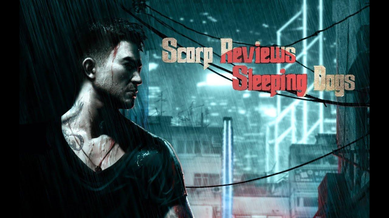 sCorp Reviews #3 Обзор на Sleeping Dogs