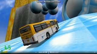 Nursery Rhymes Wheels on the bus Muffin (Daweoo ,Hyundai Bus) 동요 모음 버스 현대자동차 대우 童謠 兒歌