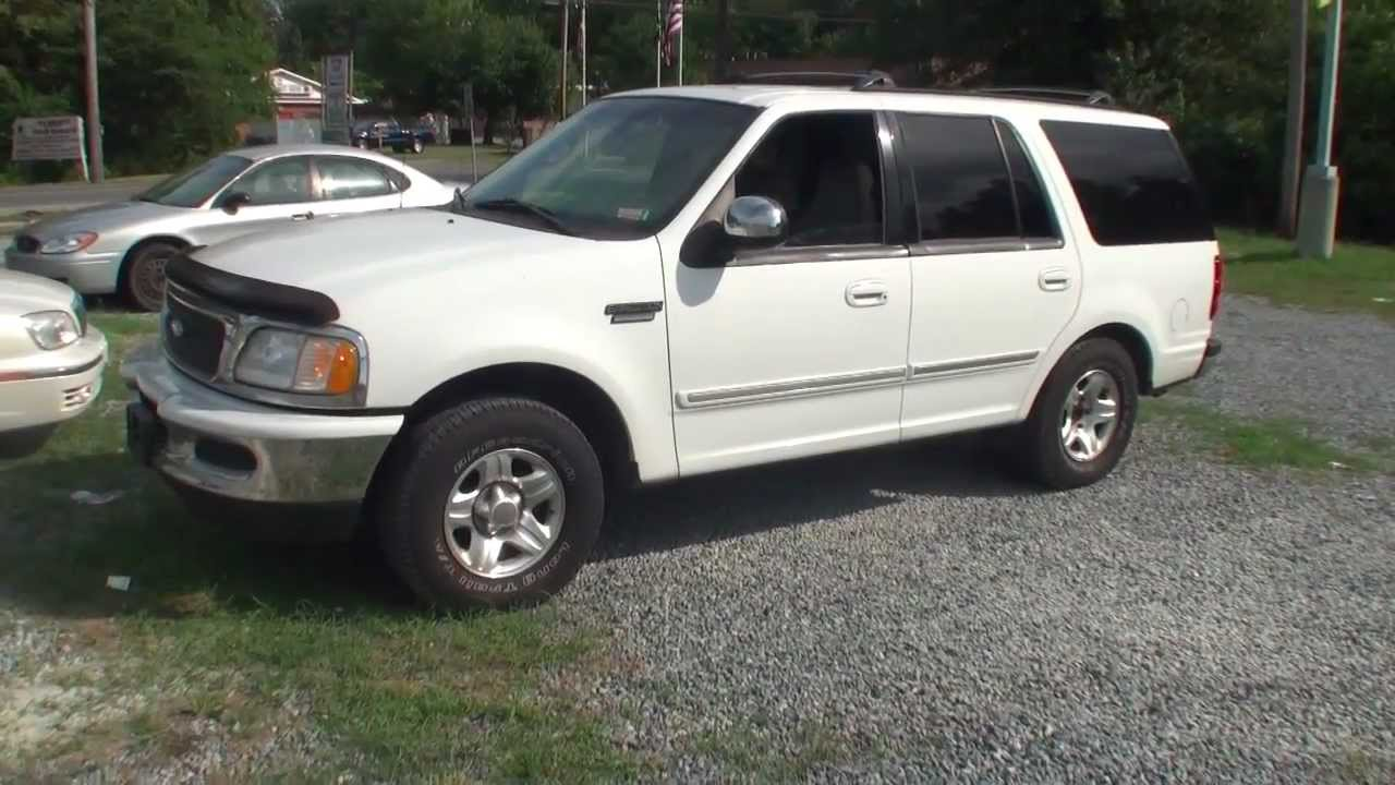 98 Ford Expedition