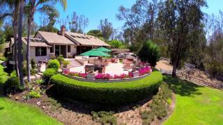 California Craftsman In Rancho Santa Fe Covenant