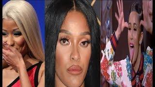 #idgasn~Joseline HOTEP Hernandez Disses Nicki Minaj And Cardi B 🙄