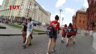 MEXICANO EN RUSIA PARTE 1  | LUIS