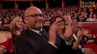 Outstanding Achievement in Music - Olivier Awards 2019 with Mastercard
