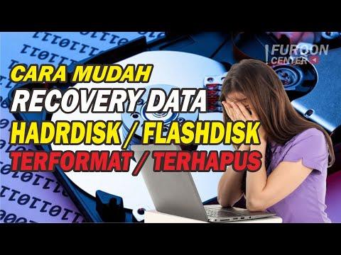 Cara Mengembalikan Data Yang Hilang | Recoverit 8.0 dari Wondershare.