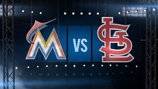 8/15/15: Lackey pitches Cardinals past Marlins