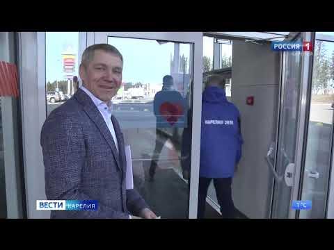 Артур Парфенчиков проверил торговые точки Петрозаводска