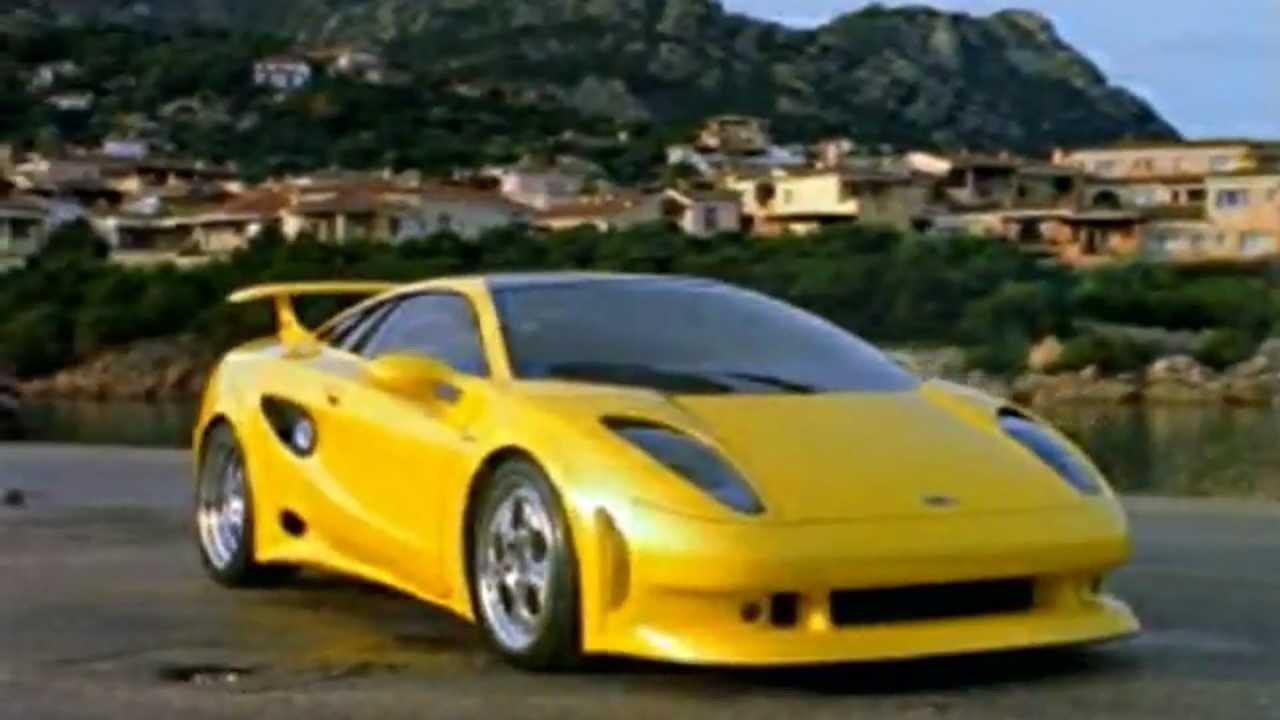 Need For Speed 2 Se Italdesign Cala Showcase Video Hd