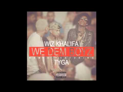 Wiz Khalifa - We Dem Boyz ft. Tyga (Remix)