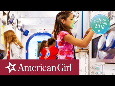 Getting to Know Luciana  Luciana Vega: Girl of the Year 2018  American Girl