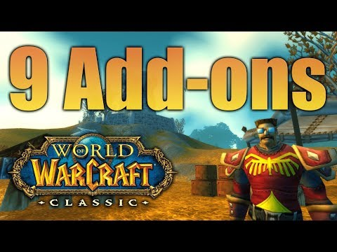 9 Classic WoW Addons I Used During Stress Test