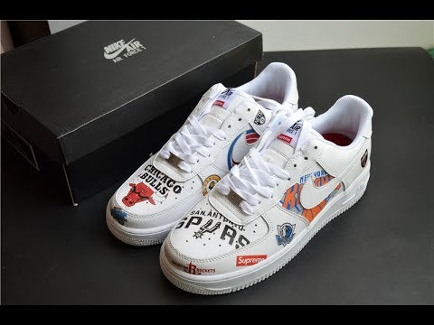 new style d4b56 d8621 SUPREME X NIKE AIR FORCE 1 MID '07 LOW from www.goodsneaker.club