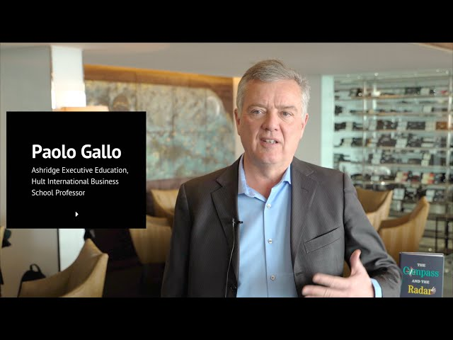 Jobs & Skills in the 4th Industrial Revolution |Paolo Gallo