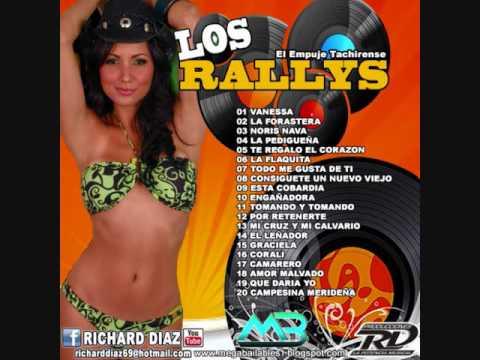 LOS RALLYS DJ RICHARD DIAZ