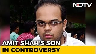 Watch: Why questions are being raised about Amit Shah's son Jay Shah