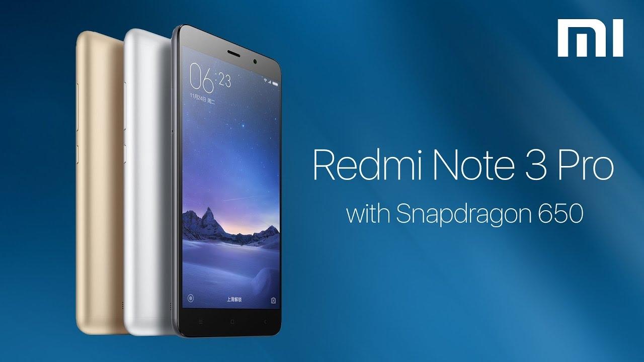 Nfc Xiaomi Redmi Note 3 Youtube