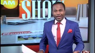 AM Show Intro on JoyNews (24-1-19)