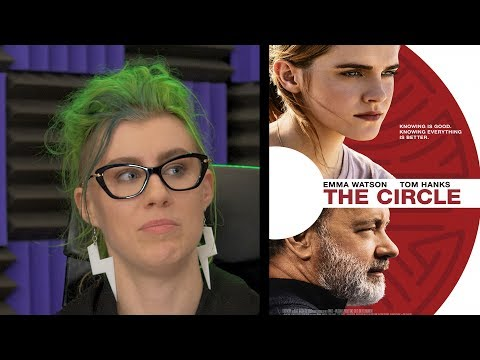 Getting Secretly Peeped on ► The Circle Movie Review & Surveillance Fears.