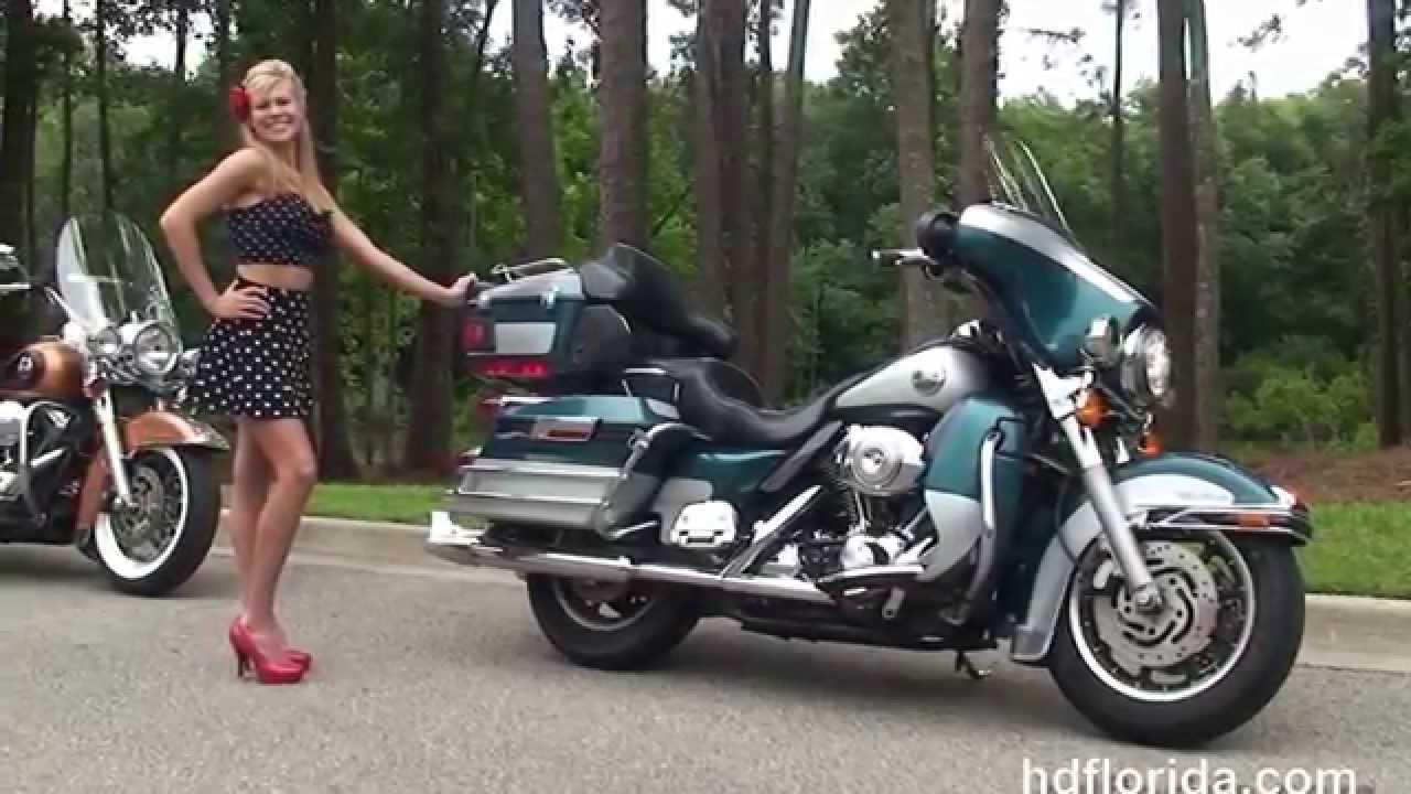 Harley Davidson Ultra Classic Specs