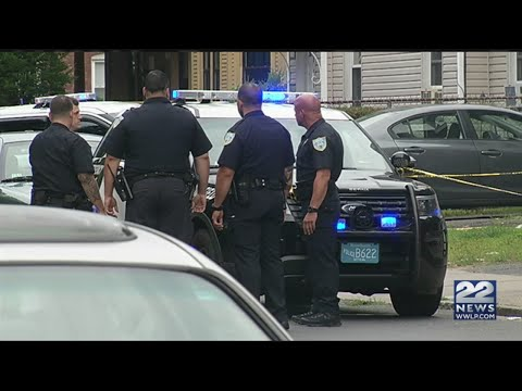Springfield teenager shot in the jaw on Belmont Avenue