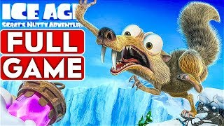 ICE AGE Scrat's Nutty Adventure Gameplay Walkthrough Part 1 FULL GAME [1080p HD PS4] No Commentary