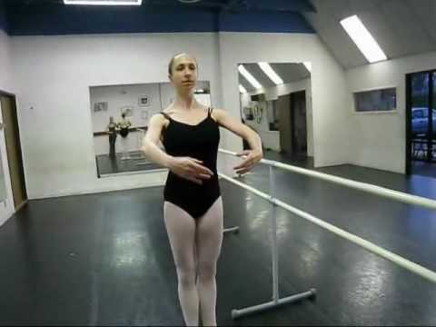 Teaching Classical Ballet Port de Bras -  with Ellen Davis