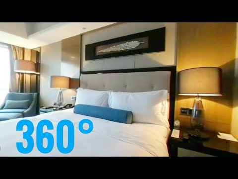 Best 360 Hotel Shanghai China Pullman Hotels and Resort [360° 4K UHD]