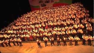 Уникално - Световен рекорд - 333 каба гайди
