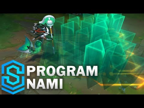 Program Nami Skin Spotlight - Pre-Release - League of Legends