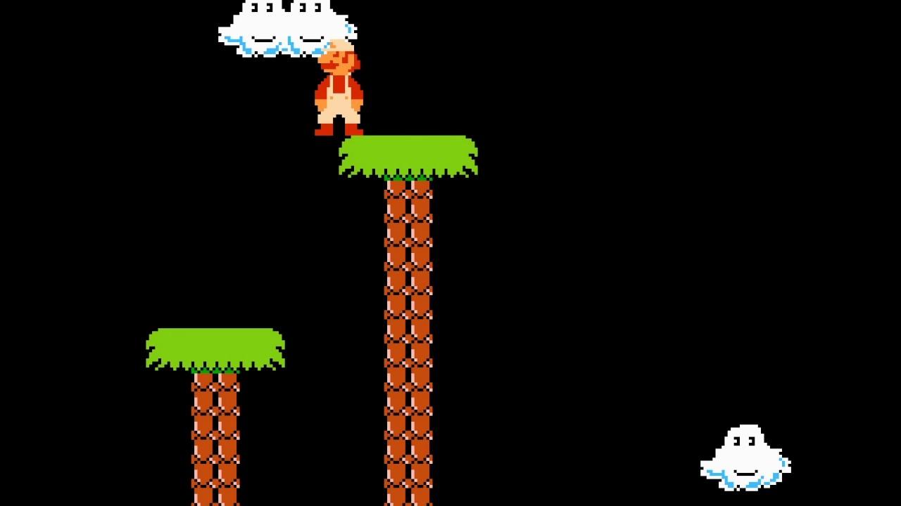 Nes Famicom Game Super Mario Bros 2 Japan 1986 Nintendo Youtube