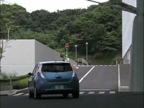 Nissan Leaf 2009 Youtube