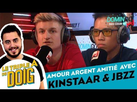 L'avis de Kinstaar sur la Team Vitality - Triple A du Domingo Radio Stream