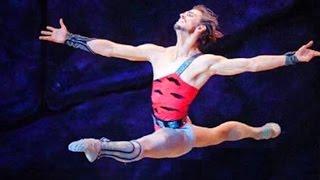 """He Is Spartacus"" Sergei Polunin brings the ballet roaring to life."