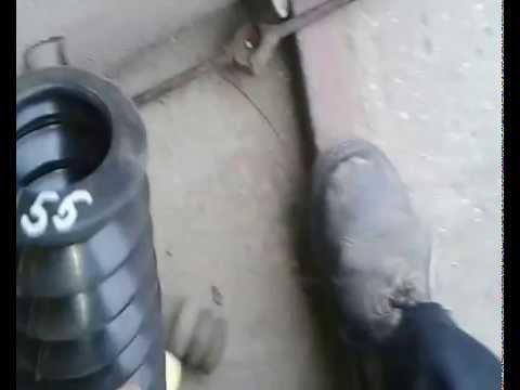 Замена задних амортизаторов ВАЗ 2115