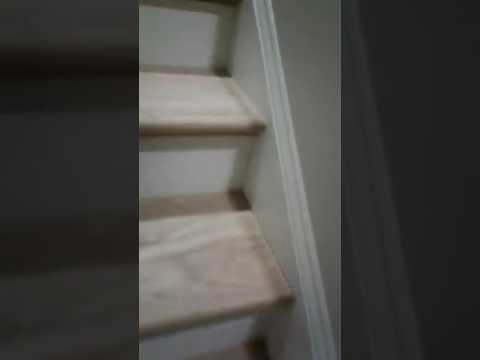 Toll Brothers stairs St Johns Florida Paramore Construction
