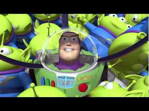 La Garra - Marcianitos de Toy Story - Copyright © 1995 Disney Pixar. All rights reserved