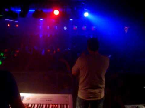 Public Domain LIVE (Albany - Australia) playing 'Rise' (September 2009)