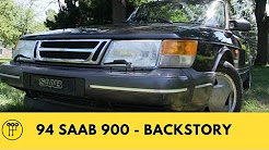 SAAB 900 Commemorative Edition Project - The Backstory