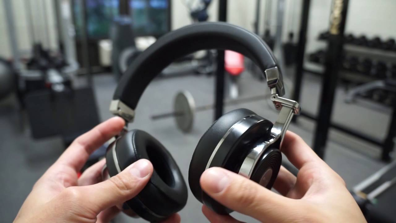 d51986bb5d5 Bluedio T3 Plus (Turbine 3rd) Wireless Bluetooth Headphones - YouTube