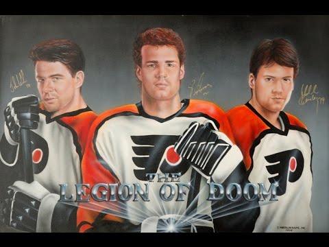 Legion of doom Flyers - Remember!