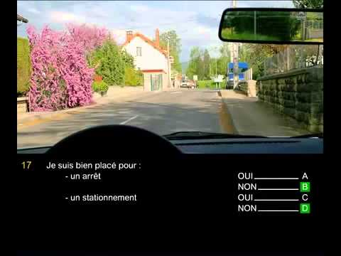 permis de conduire france 2015 hd code de la route test gratuit youtube. Black Bedroom Furniture Sets. Home Design Ideas