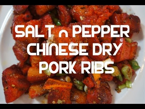 Salt and pepper pork ribs recipes