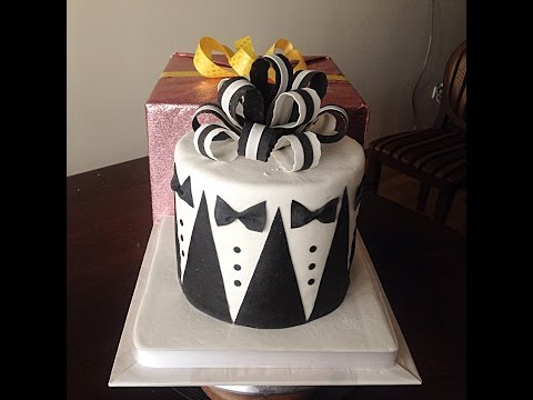 Студия Арт Кейк. Мужской торт на заказ.