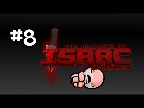 Let's Play The Binding of Isaac: Antibirth [Episode 8] Muscle Memory