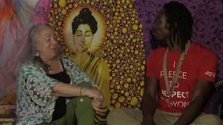 "Conversation with Pamela & Peace of the ""Love & Peace Wellness Center"""