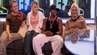 S Club 7 Walk Out Of Interview
